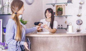 build a salon clientele